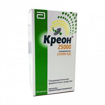 Креон: инструкция по применению, аналоги и отзывы, цены в аптеках россии