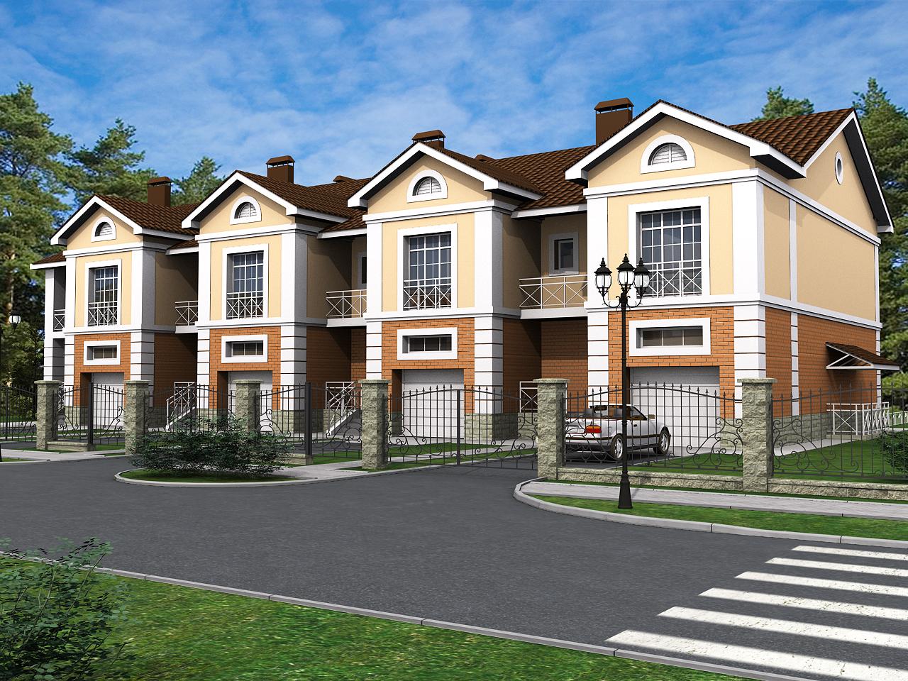 Что такое пентхаус и таунхаус в современной недвижимости