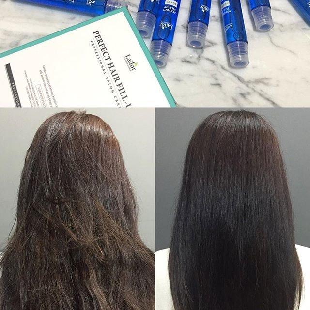 Филлер для волос – что это такое, и как пользоваться средством?