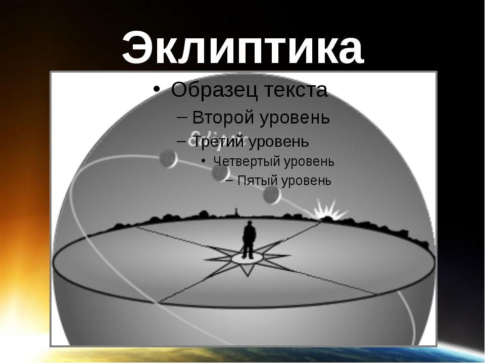 Эклиптика — википедия. что такое эклиптика