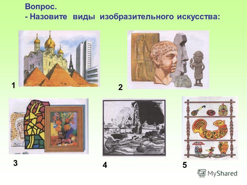 Что такое искусство, виды и функции искусства