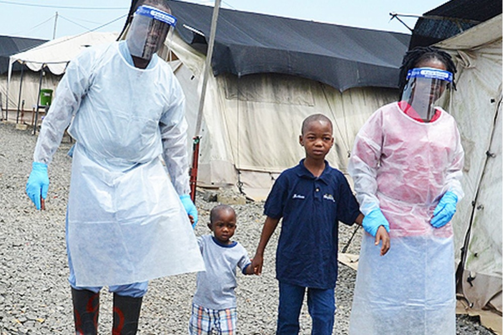 Секреты вируса эбола