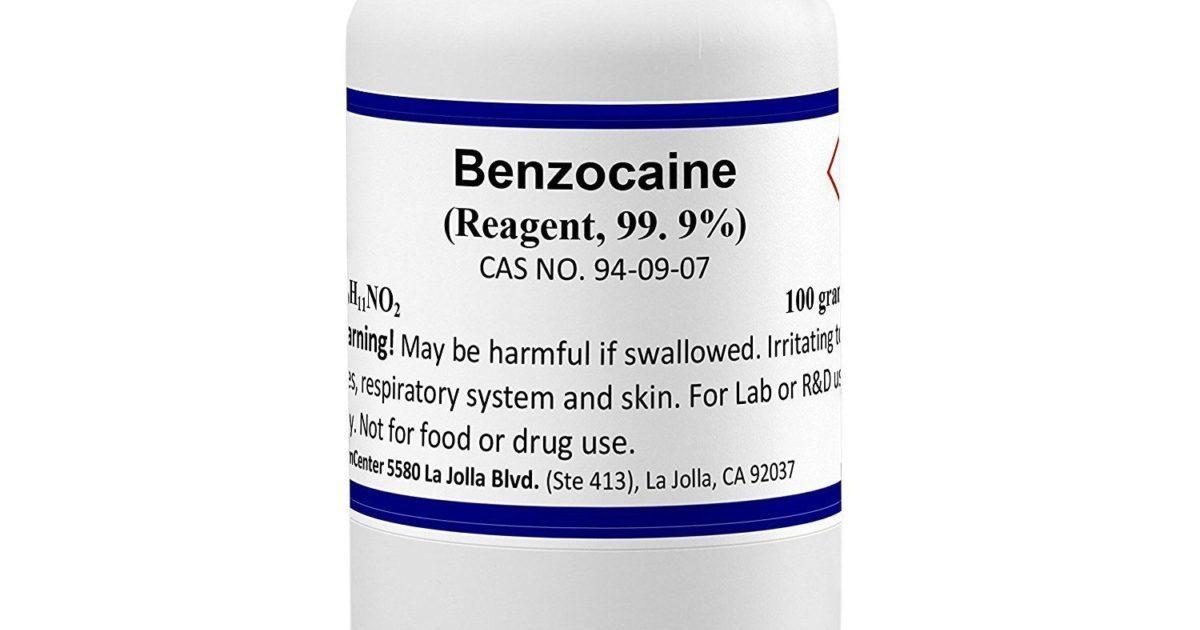 Бензокаин - инструкция, показания, применение
