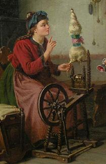Что такое прялка: виды, инструкция и отзывы. прялка деревянная с колесом: описание, характеристики и отзывы