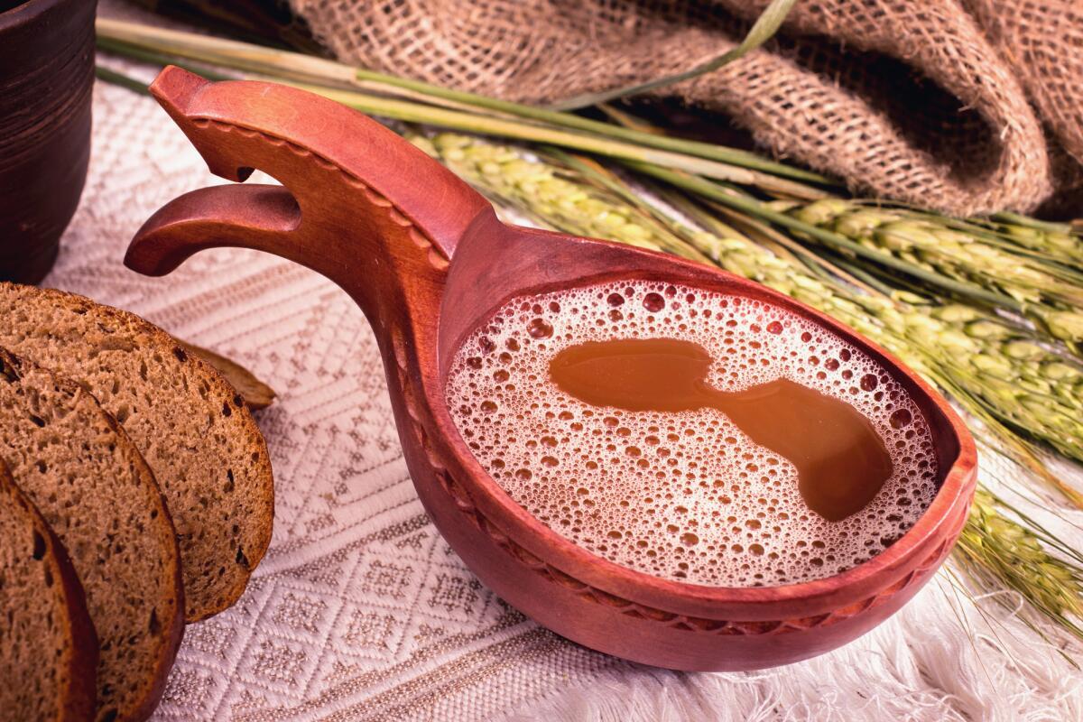 Тюря- простой суп быстро и вкусно рецепт с фото пошагово - 1000.menu