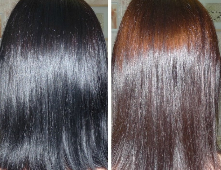 Декапирование волос в салоне и в домашних условиях. как делать декапирование волос? средства для декапирования волос. техника декапирования волос