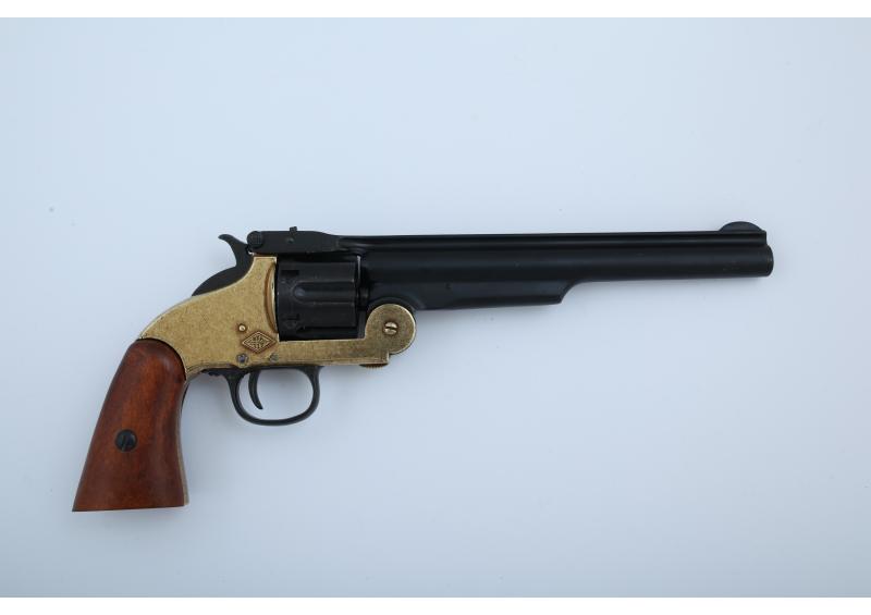 Пистолет vs. револьвер: самое эпичное противостояние века – warhead.su