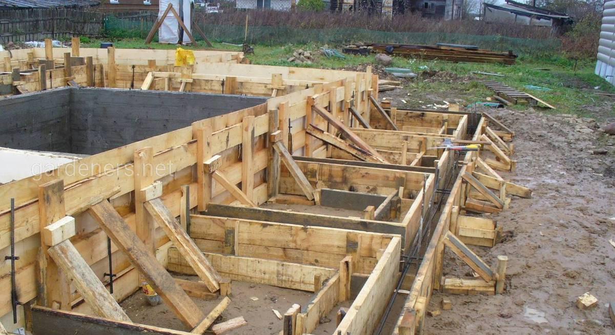 Что такое бетонная опалубка - какими преимуществами она обладает