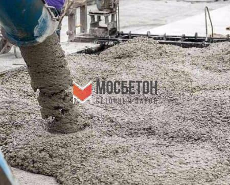 Тощий бетон: свойства, применение