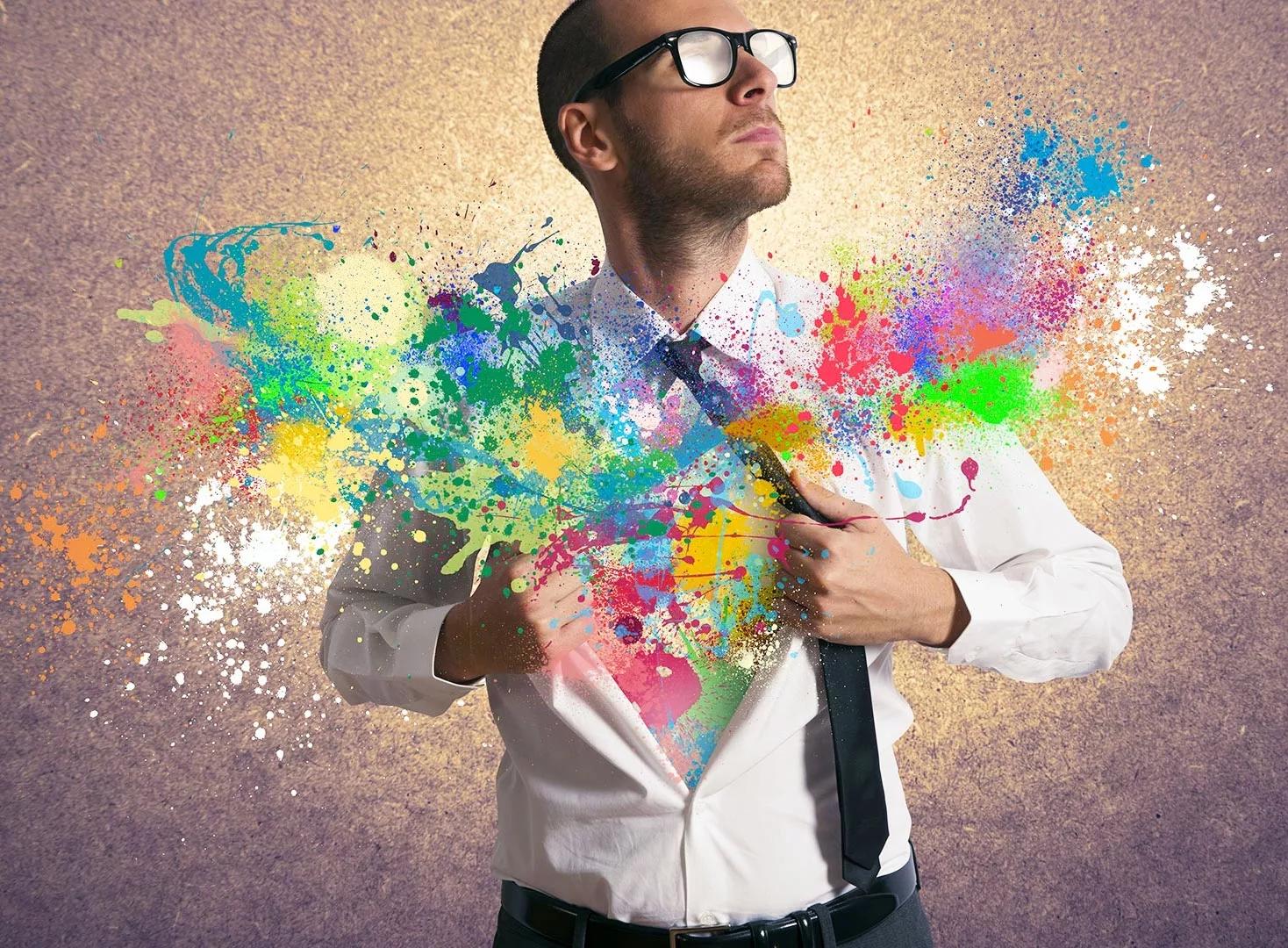 Креативность - что это означает, развитие креативности личности