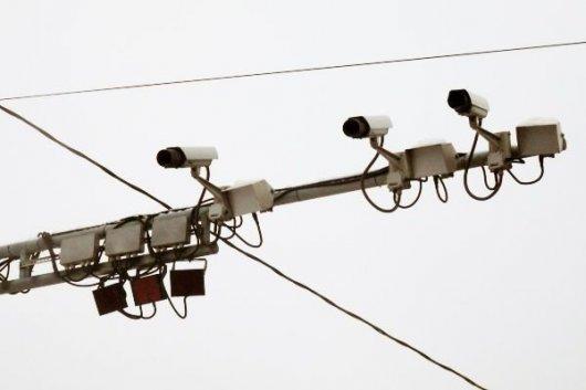 Камера контроля проезда перекрестка: что это такое