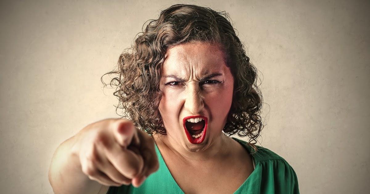 Как избавиться от гнева