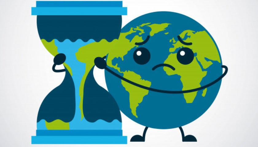 Экологический кризис - вики