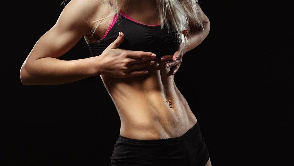 Сушка тела - что это: программа и продукты для сушки тела у девушек
