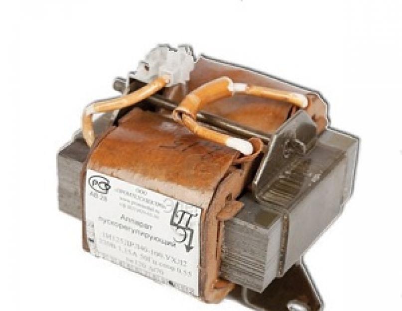 Дроссель и его параметры | homeelectronics