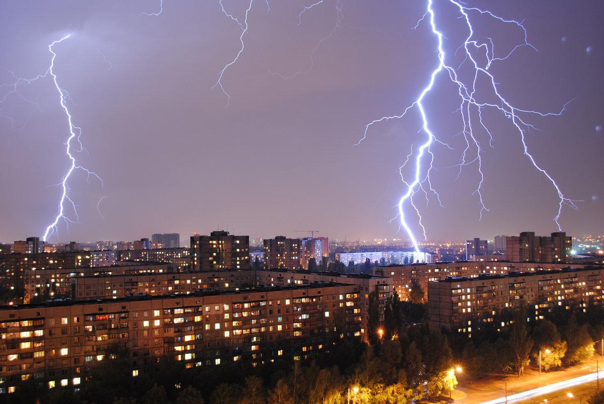 Что такое гром? гром и молния - устрашающее явление природы :: syl.ru