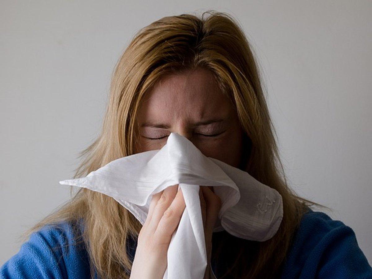 Грипп - симптомы  и лечение