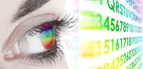 Цвет настроения.  что такое синестезия и как она возникает?