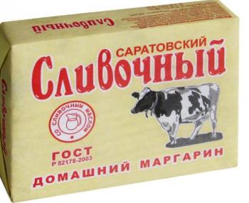 Что такое маргарин? производство и состав маргарина «хозяюшка»