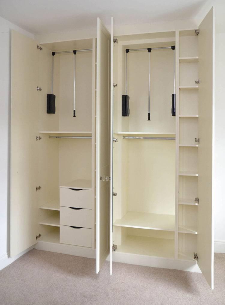 Чем отличается шкаф от шифоньера