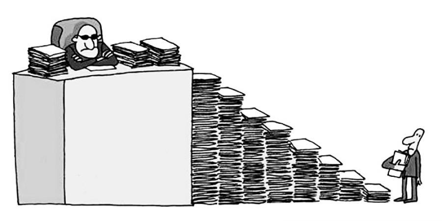 Бюрократия — это простыми словами