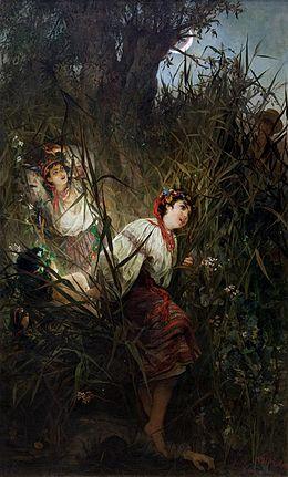 Шишига – персонаж славянской мифологии. кто это?
