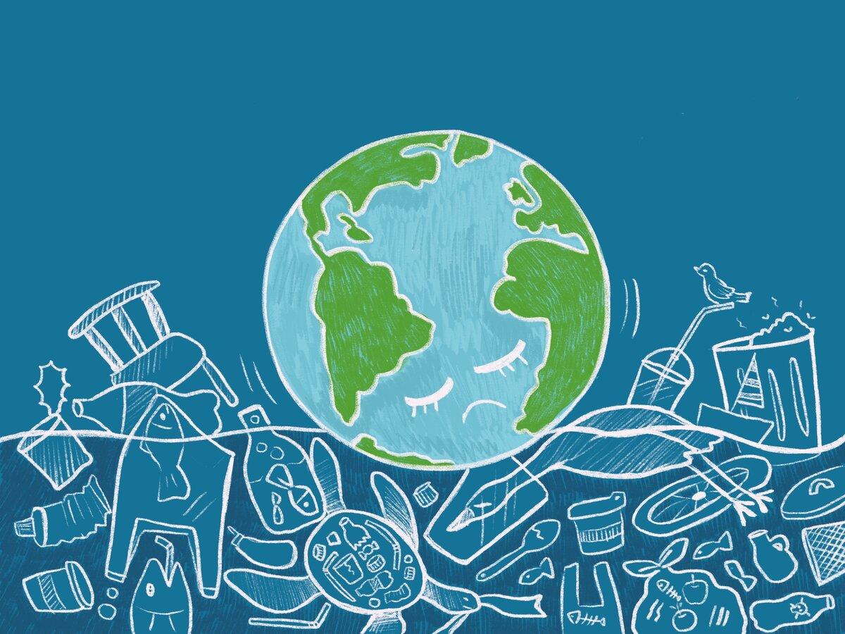 Практическая работа «экологический след»