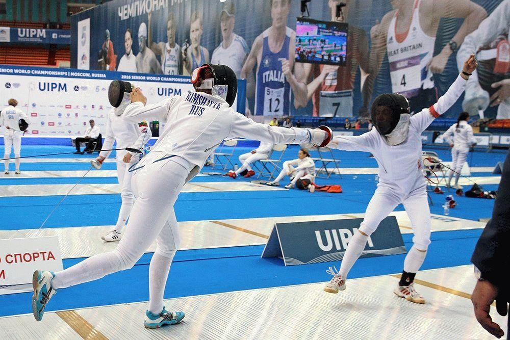Пентатлон наших дней - популярные статьи - библиотека международной спортивной информации