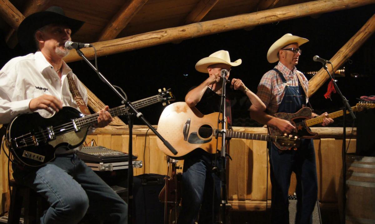 Кантри - народная музыка белого населения америки