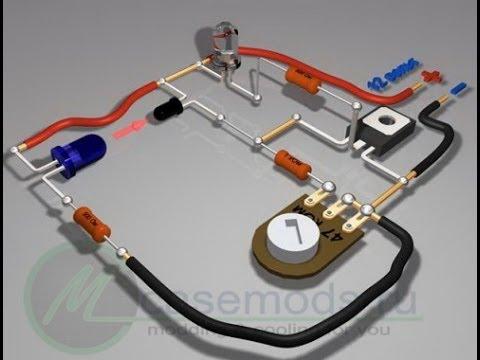 Виды транзисторов и область их применения. общие сведения