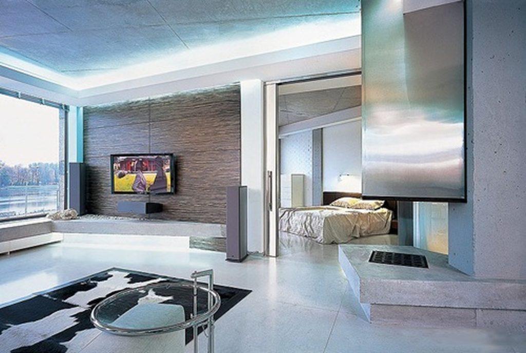 Хай-тек - это... стиль в архитектуре и дизайне