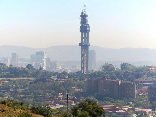 Население южно-африканской республики