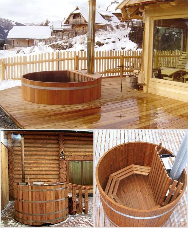 Купель для бани: виды и монтаж | построить баню ру
