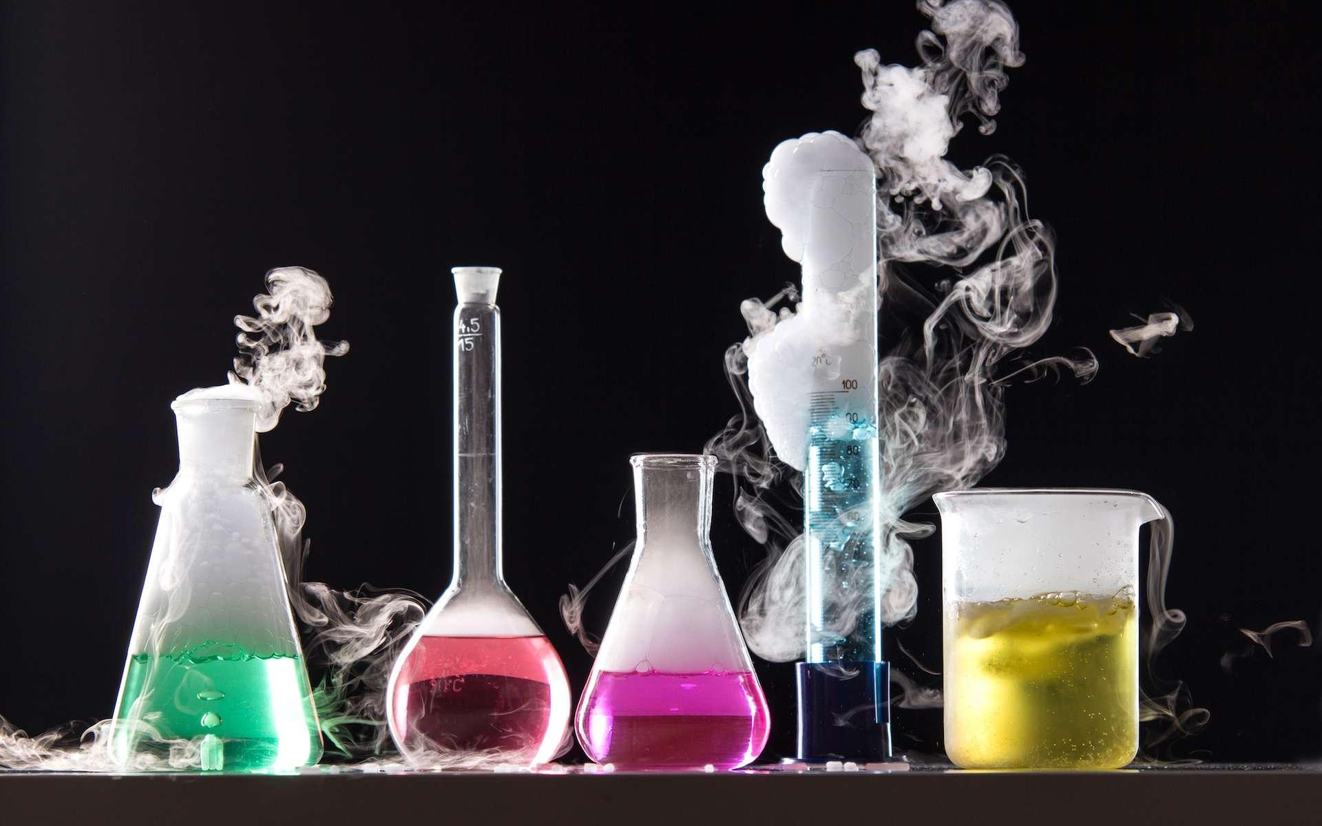 Химические реакции. виды химических реакций