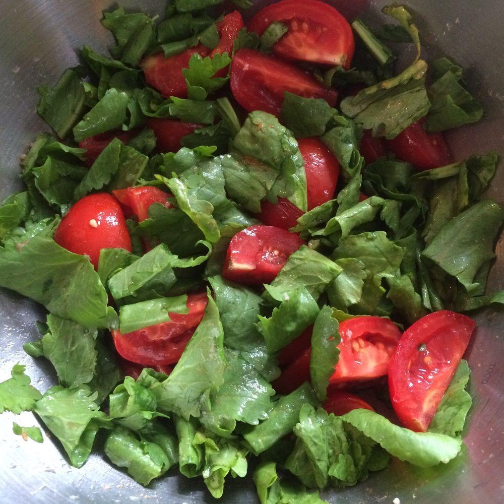 Кресс-салат (водяной кресс): фото, польза, с чем едят кресс-салат