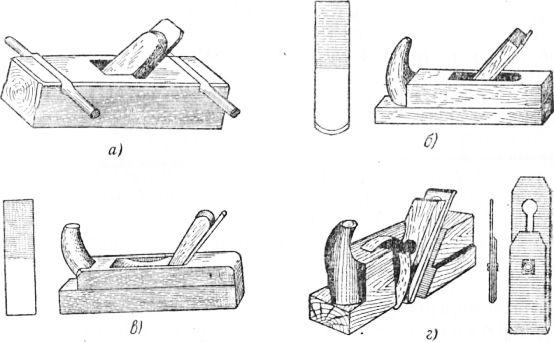 Строгание древесины: рубанок и другие инструменты для чернового и грубого строгания, обработка пиломатериала до гладкой поверхности