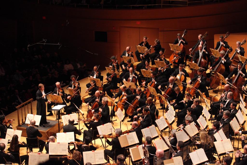 Симфонический оркестр википедия
