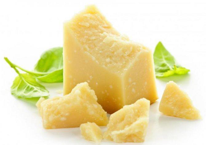 Сыр пармезан польза и вред как его делают состав и калорийность