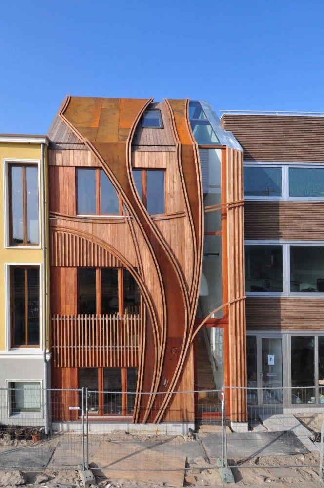 Фасад здания: что это такое, разновидности и элементы