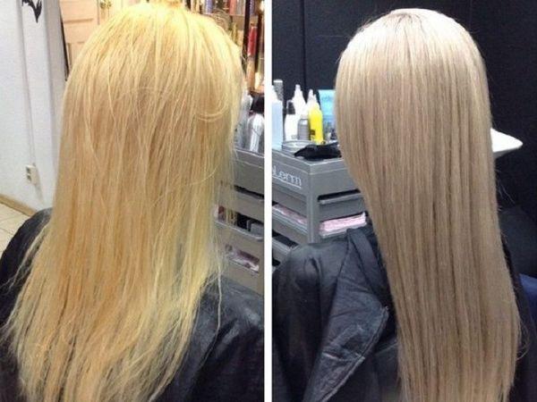 Тонирование волос: плюсы и минусы окрашивания (50 фото)