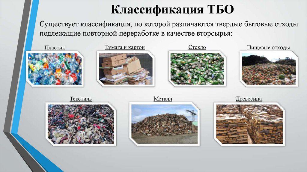 Что такое кго отходы