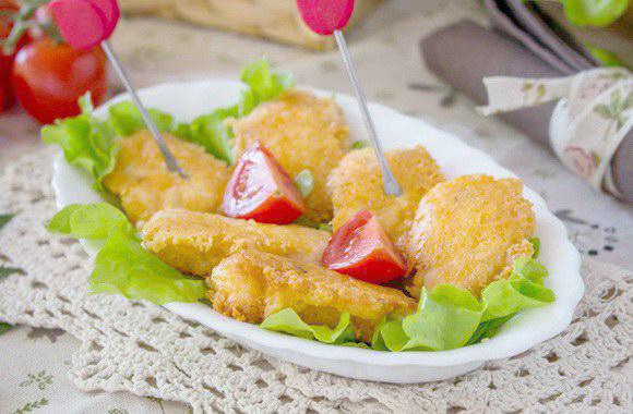 Готовим куриные наггетсы дома: 5 лучших рецептов. кулинарные статьи и лайфхаки