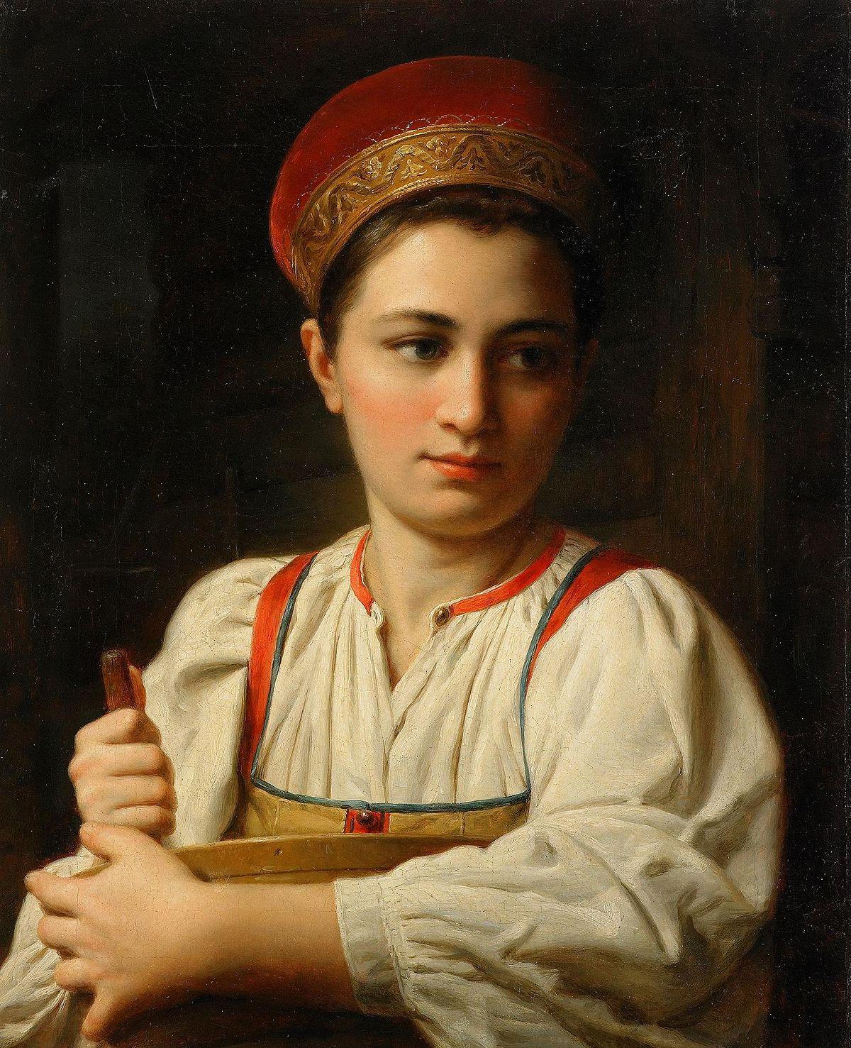Что для русской женщины означало ношение кокошника