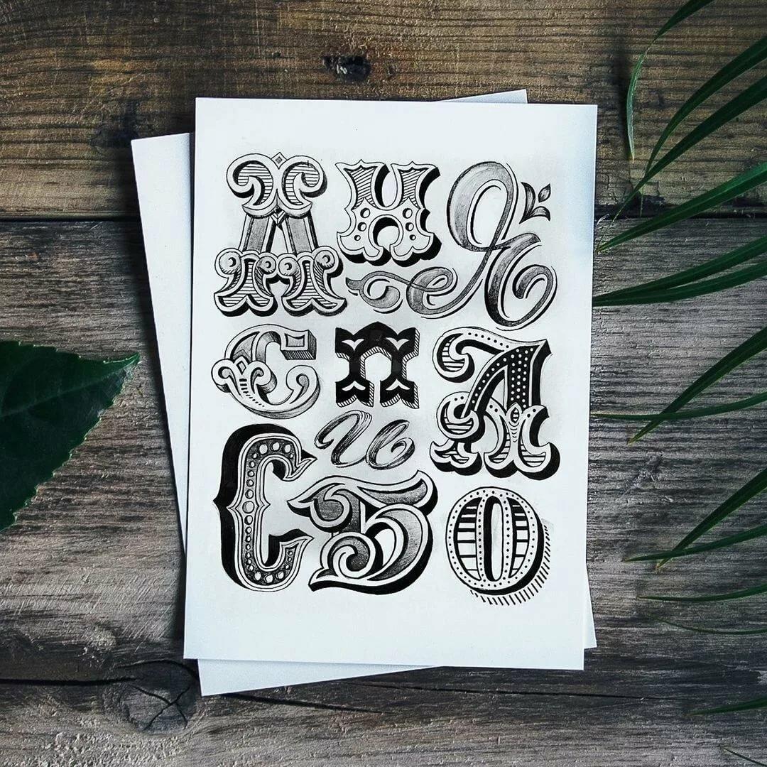 Что такое каллиграфия и почему ею так увлекаются?