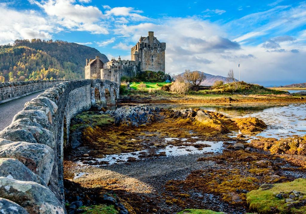 Эдинбург. достопримечательности столицы шотландии   путевые истории