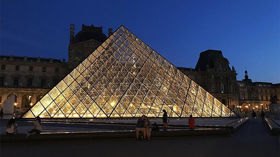 Музей лувр в париже во франции - история, скульптуры, пирамида