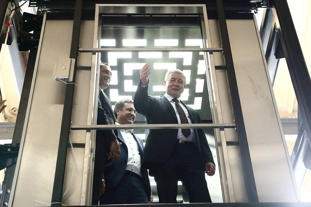 Что такое лифт