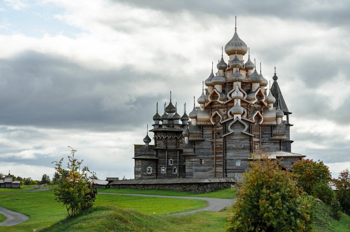Деревянное зодчество древней руси и россии