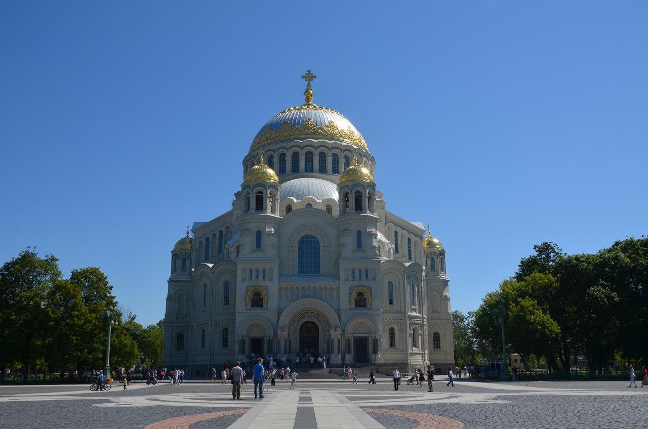 Кронштадт: достопримечательности и маршрут с описанием всех мест | travel4free.ru