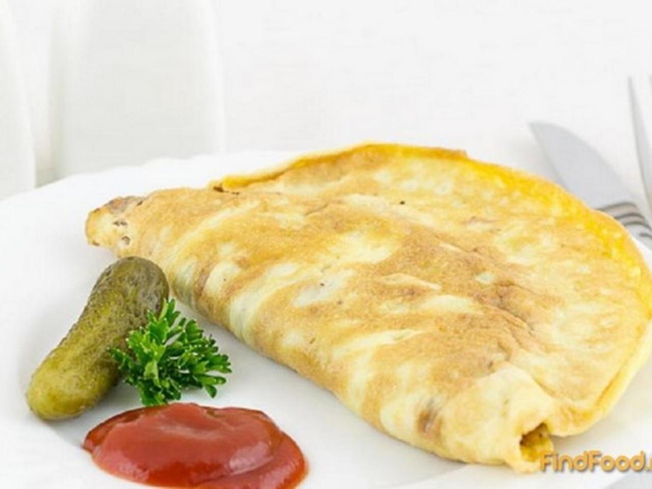 Бризоль с сыром и помидорами – кулинарный рецепт